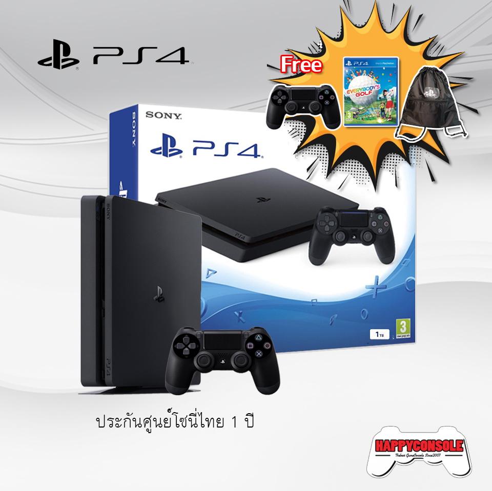 PS4 Slim 1TB PACK