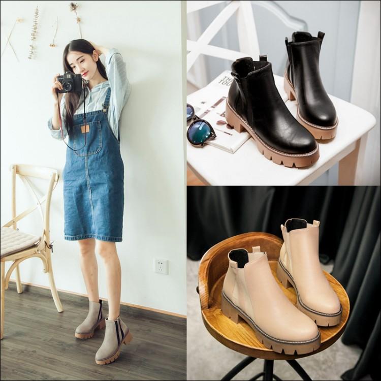 Preorder รองเท้าแฟชั่น สไตล์เกาหลี 34-43 รหัส N5-7512