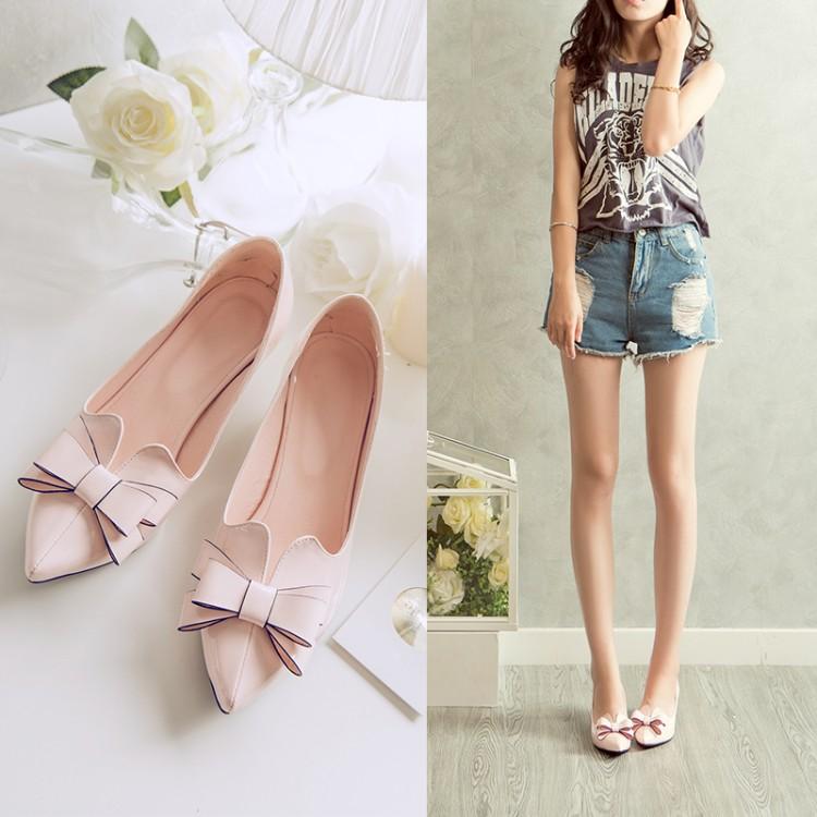 Preorder รองเท้าแฟชั่น สไตล์ เกาหลี 32-43 รหัส 9DA-1372