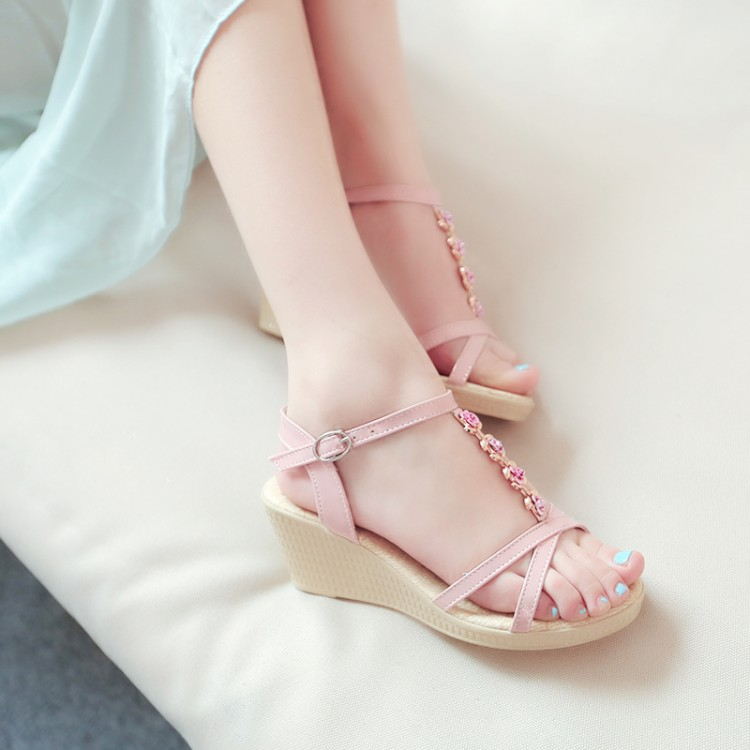 Preorder รองเท้าแฟชั่น สไตล์เกาหลี 34-39 รหัส 31-2429