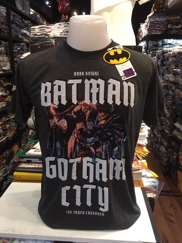 แบทแมน สีเทา (Batman gotham)