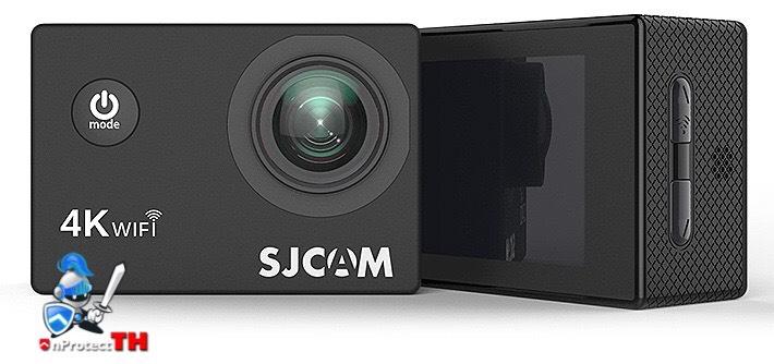 กล้องติดหมวก SJCAM SJ4000 AIR 4K (ใหม่ล่าสุด)