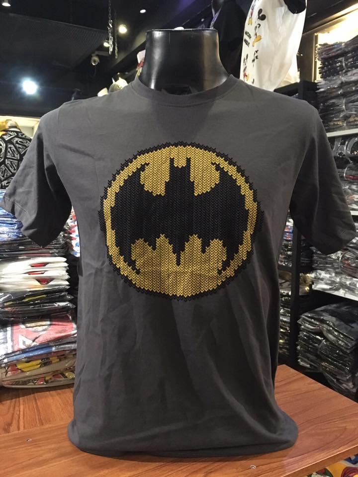 แบทแมน สีดำ (Batman gray logo)