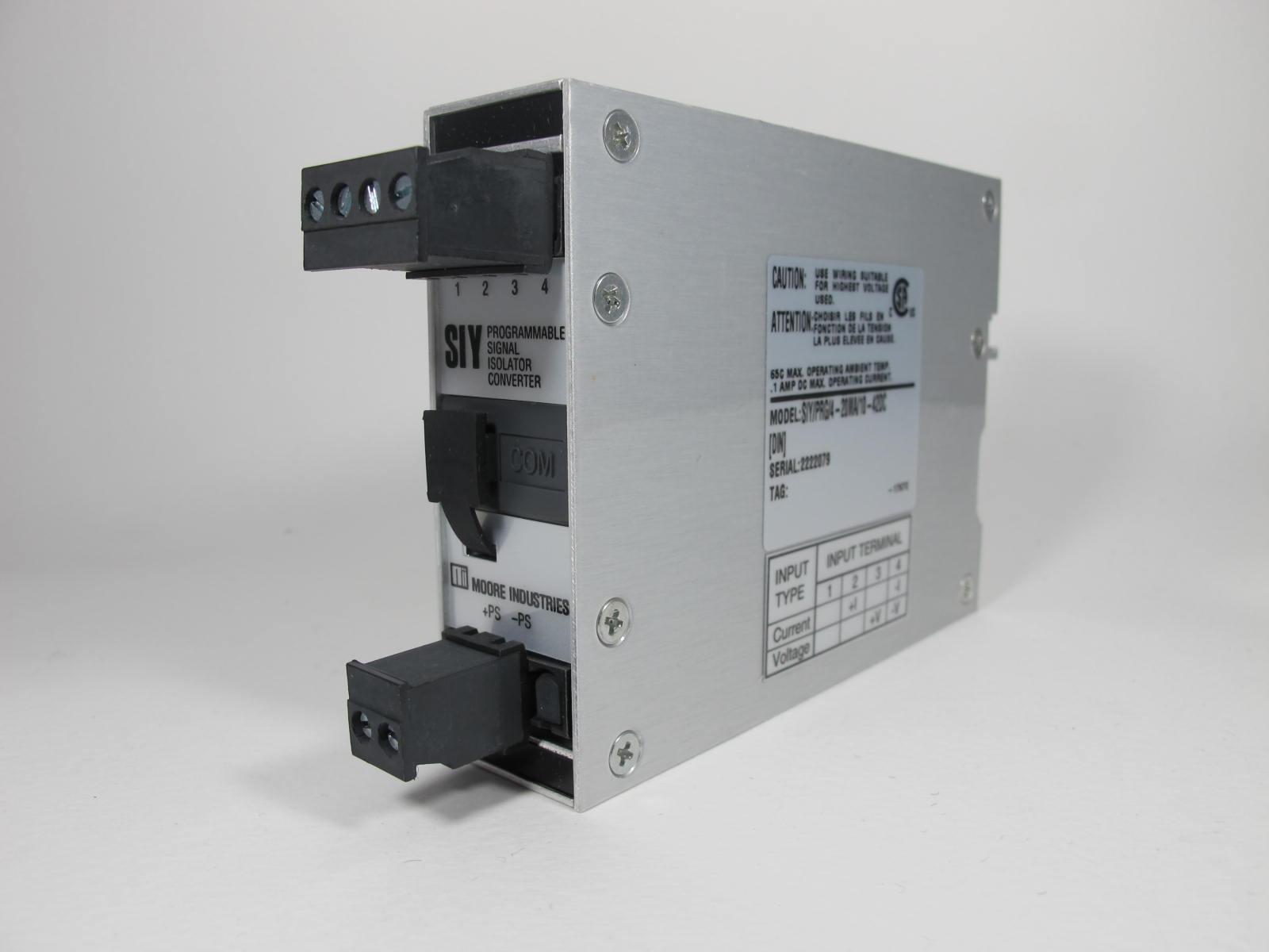 SIY/PRG/4-20MA-10-42DC [DIN] ]
