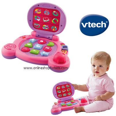 แล็บท็อป VTech Baby's Learning Laptop, Pink