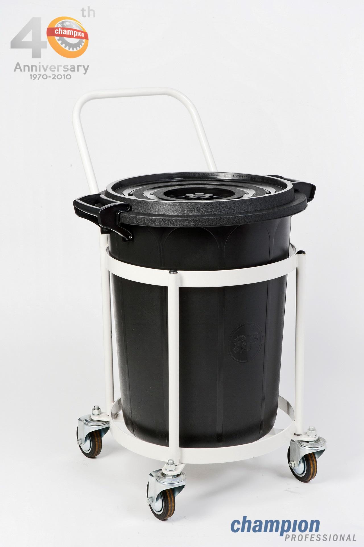 รถเข็นถังขยะ/ถังน้ำ