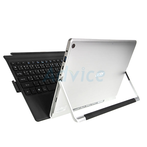 Notebook Acer Switch Alpha12 SA5-271-35X3/T005 (Silver)