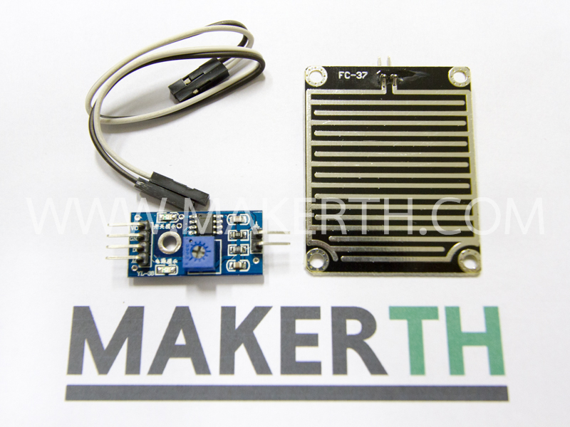 Rain Sensor Module [FC-37]