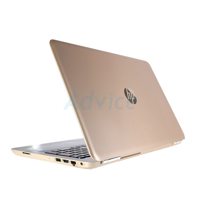 Notebook HP Pavilion 15-au020TX (Gold)