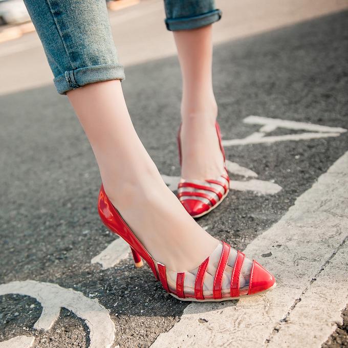 Preorder รองเท้าแฟชั่น สไตล์เกาหลี 30-46 รหัส 9DA-6344