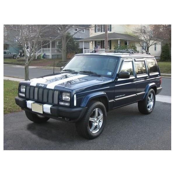 คู่มือซ่อมทั้งคันและ Wiring Diagram Jeep Cherokee ปี 1994 (2.5L,4.0L) (EN)
