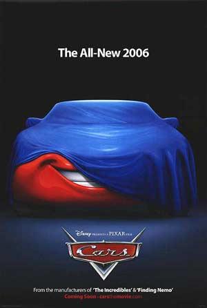 Cars / 4 ล้อซิ่ง...ซ่าท้าโลก / 1 แผ่น DVD (พากย์ไทย+บรรยายไทย)