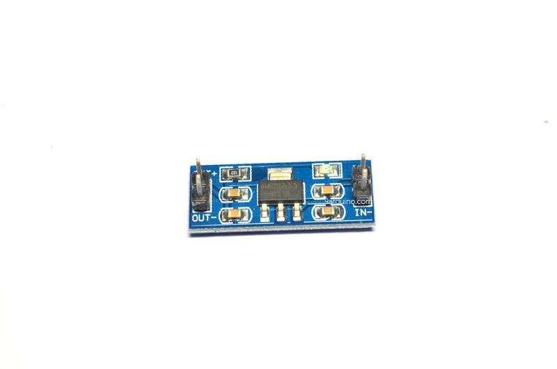 AMS1117 4.5V-7.0V to 3.3V Power Supply Module