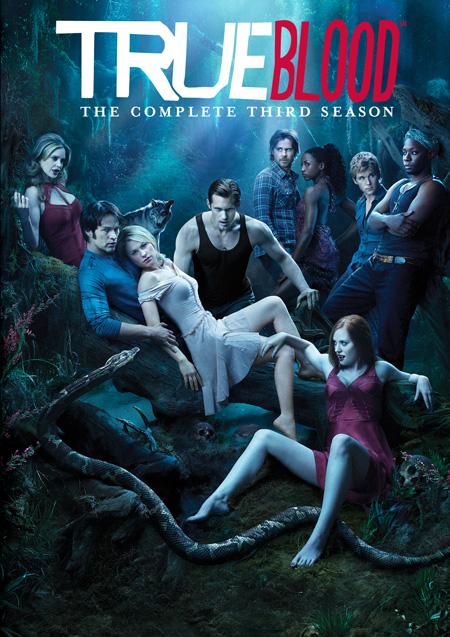 True Blood Season 3 / ทรูบลัด แวมไพร์พันธุ์ใหม่ ปี 3 / 5 แผ่น DVD (บรรยายไทย)