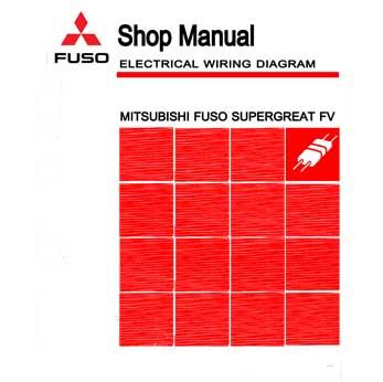 MITSUBISHI FUSO SUPERGREAT FV (07-15)