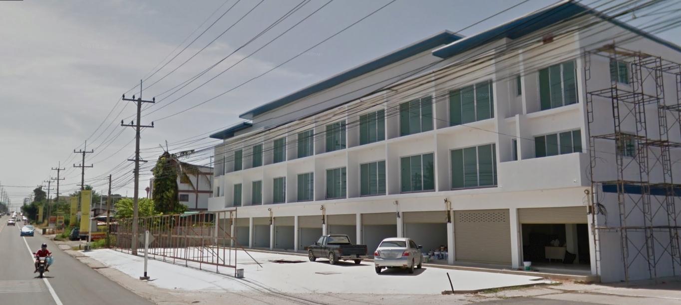 ขายอาคารพาณิชย์ พรีเมี่ยม 3 ชั้น 20 ตรว. พื้นที่ใช้สอย 152 ตรม.
