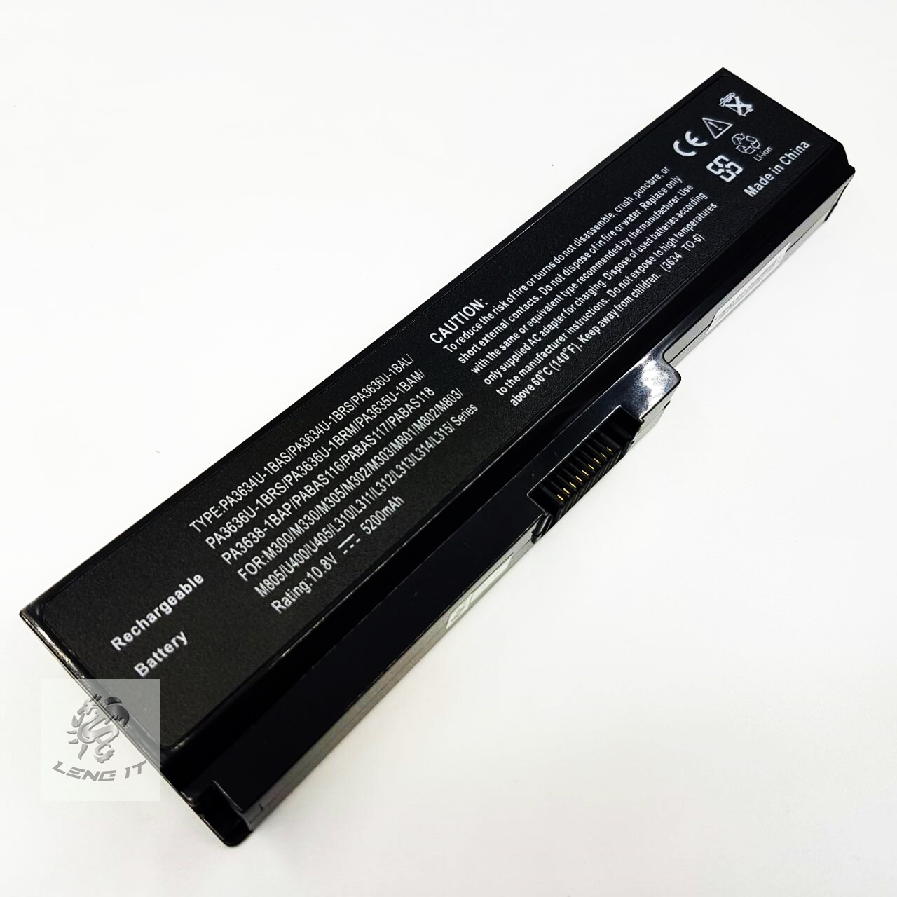 BATTERY TOSHIBA M300