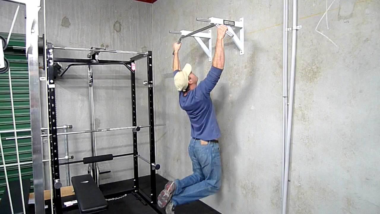 บาร์โหนติดผนัง รองรับน้ำหนักได้ถึง 200 กิโลกรัม