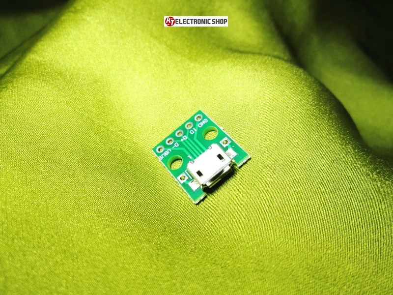 แจ็คตัวเมีย Micro USB