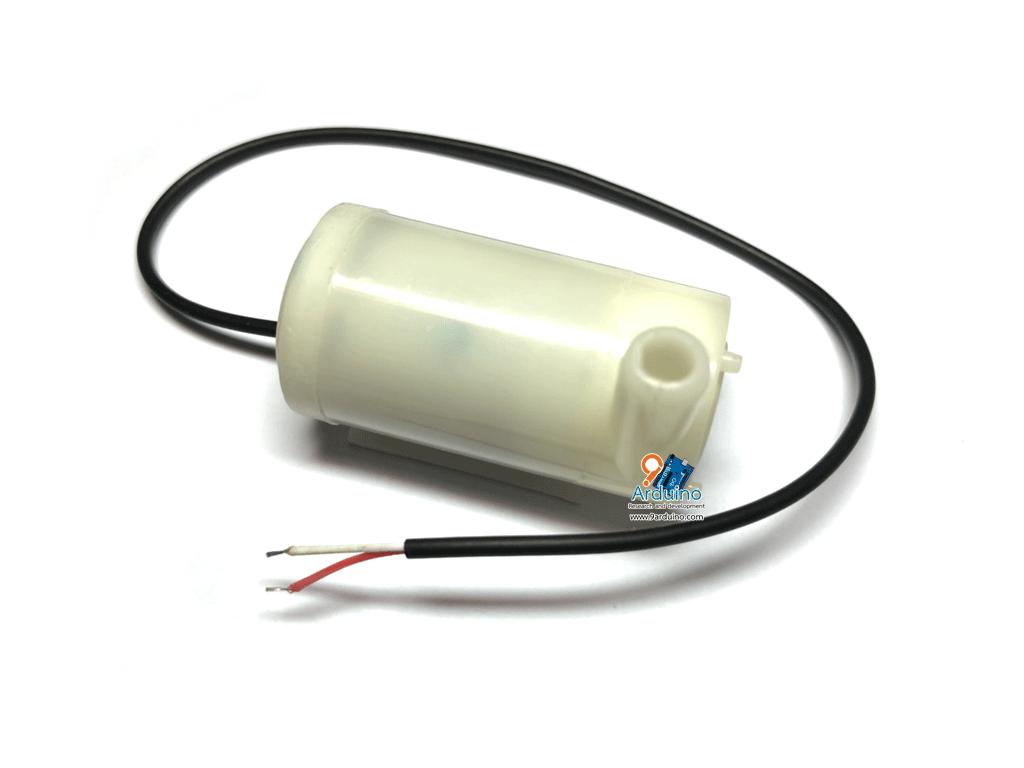 โซล่า ปั๊มน้ำ DC ขนาดเล็ก 2.5V-6V