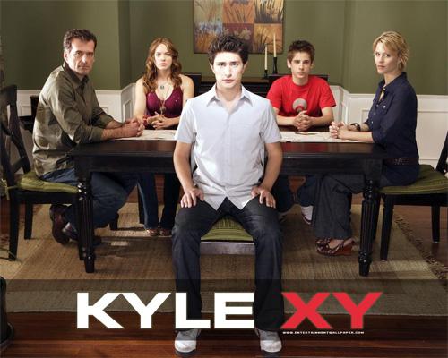 Kyle XY Season 3 / นายไคล์ คนพันธุ์ใหม่ ปี 3 / 5 แผ่น DVD (บรรยายไทย)