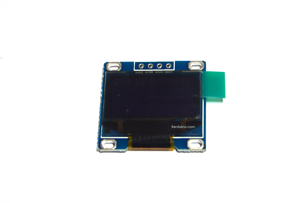 OLED LCD Display Yellow/Blue 0.96