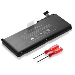 "battery for Apple MacBook Unibody 13"" A1331-A1342"