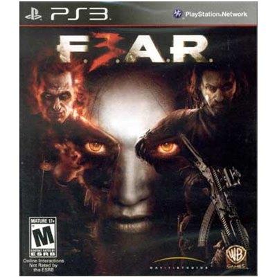 PS3: F.E.A.R 3 (Z3) [ส่งฟรี EMS]