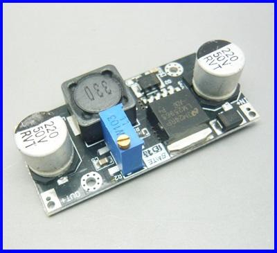 ดีซี คอนเวอร์เตอร์ ตัวแปลงไฟDCเป็นDC Buck Converter 3.2-40V to 1.25-37V output Voltage (สำหรับอุปกรณ์ 2Aทุกชนิด)
