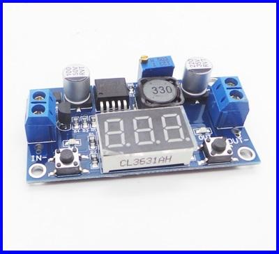 ดีซี คอนเวอร์เตอร์ ตัวแปลงไฟDCเป็นDC Converter 4.0-40V to 1.3-37V output Voltage booster module (สำหรับอุปกรณ์ 2Aทุกชนิด) LM2596