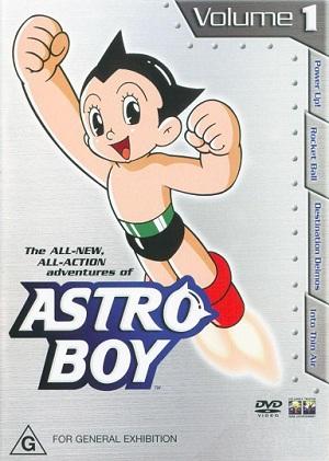 Astroboy (2003) / เจ้าหนูอะตอม (2003) / 3 แผ่น+ DVD (พากย์ไทย+บรรยายไทย) (ยังไม่จบ ถึงตอนที่ 12)