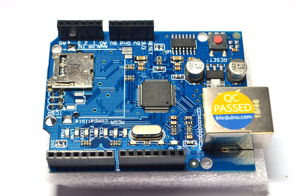 Ethernet Shield W5100 Arduino