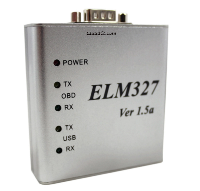 CTO Elm 327 1.5v Usb Can-Bus Scanner Elm327 Software (Intl)
