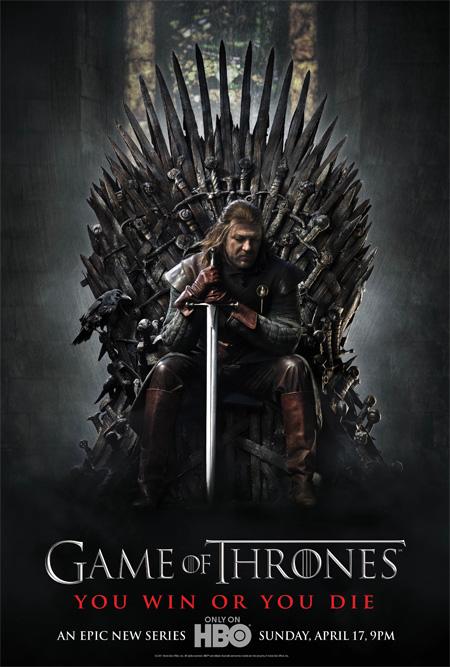 Game of Thrones Season 1 / มหาศึกชิงบัลลังก์ ปี 1 / 5 แผ่น DVD (บรรยายไทย)
