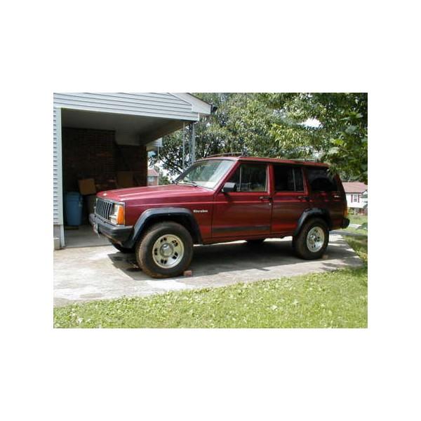 คู่มือซ่อมทั้งคันและ Wiring Diagram Jeep Cherokee ปี 1993 (2.5,4.0,5.2L) (EN)
