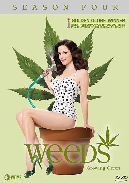 Weeds Season 4 / ม่ายชุลมุน ปี 4 / 6 แผ่น DVD (บรรยายไทย)