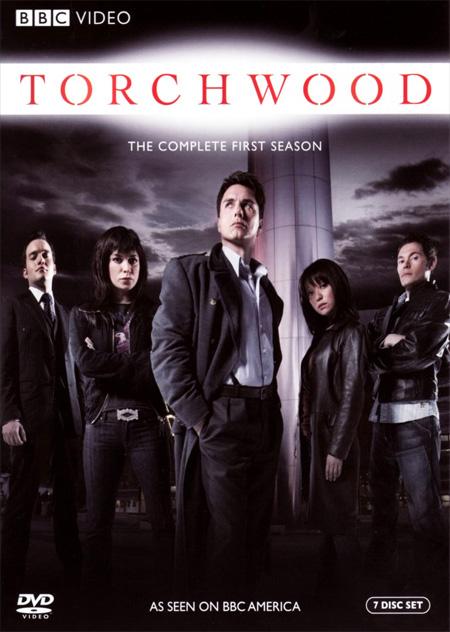 Torchwood Season 1 / ทอร์ชวูด ขบวนการล่าปริศนา ปี 1 / 4 แผ่น DVD (พากษ์ไทย+บรรยายไทย)