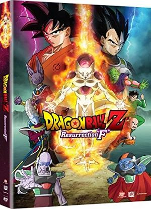 Dragon Ball Z Resurrection F / ดราก้อนบอลแซด เดอะมูฟวี่ การคืนชีพของฟรีสเซอร์ / 1 แผ่น DVD (พากย์ไทย+บรรยายไทย)