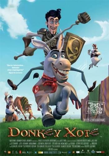 Donkey Xote / ฮีโร่ลา ผู้กล้าหาญ / 1 แผ่น DVD (พากษ์ไทย+บรรยายไทย)