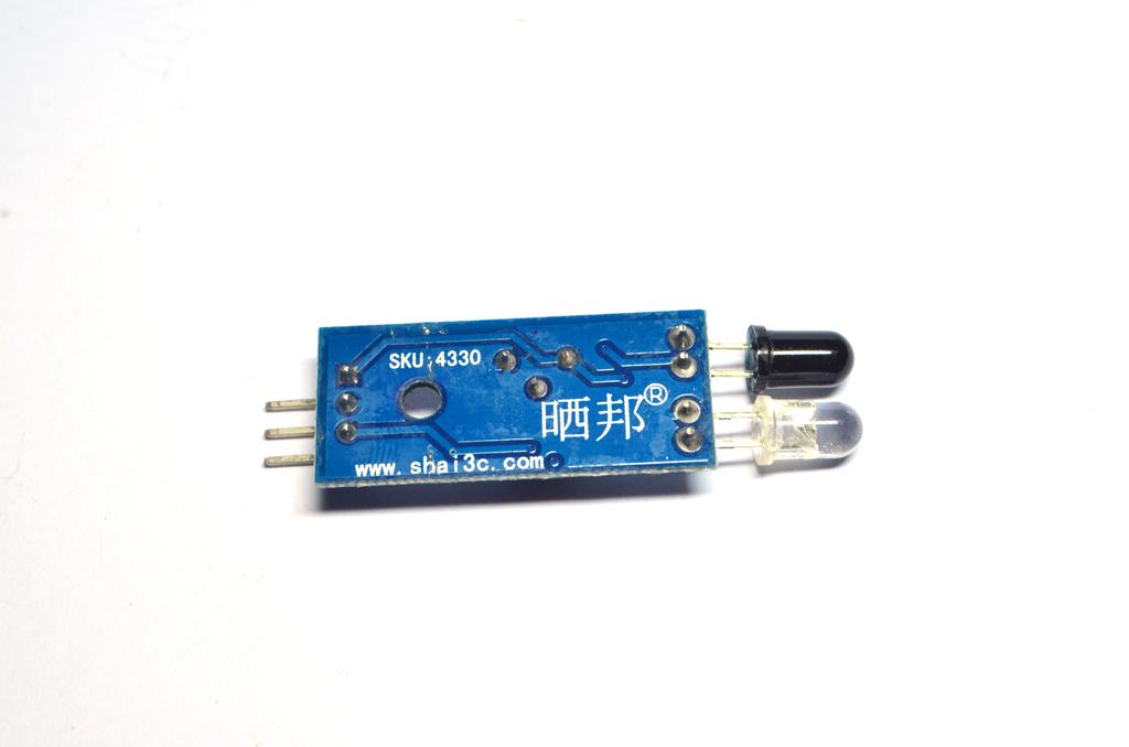 Photoelectric infrared reflective Switch ตรวจจับวัตถุผ่านด้วยอินฟาเรส