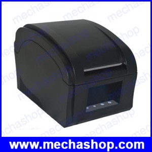 เครื่องพิมพ์ใบเสร็จ เครื่องพิมพ์สลิป เครื่องพิมพ์ตั๋ว เครื่องพิมพ์ความร้อน XP-360 Slip Printer รองรับขนาดกระดาษ 50 และ 80มม.