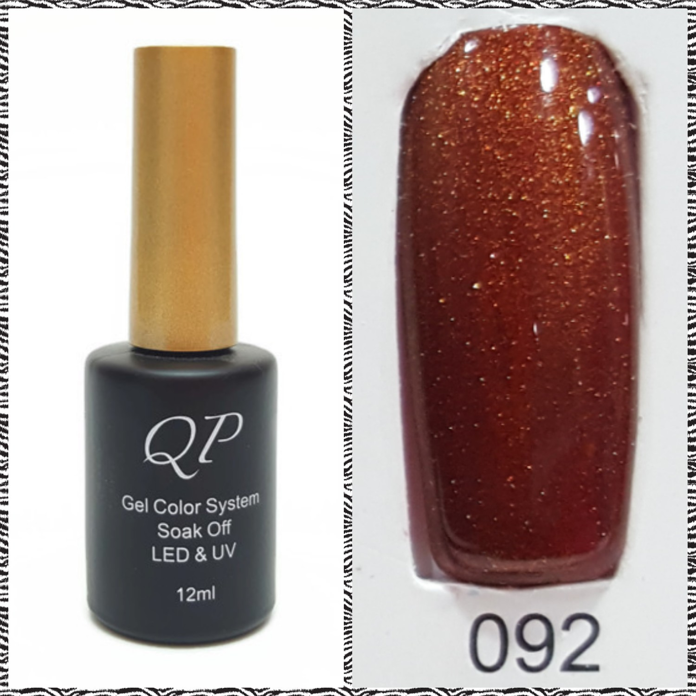 สีเจล QP 12ml. #092