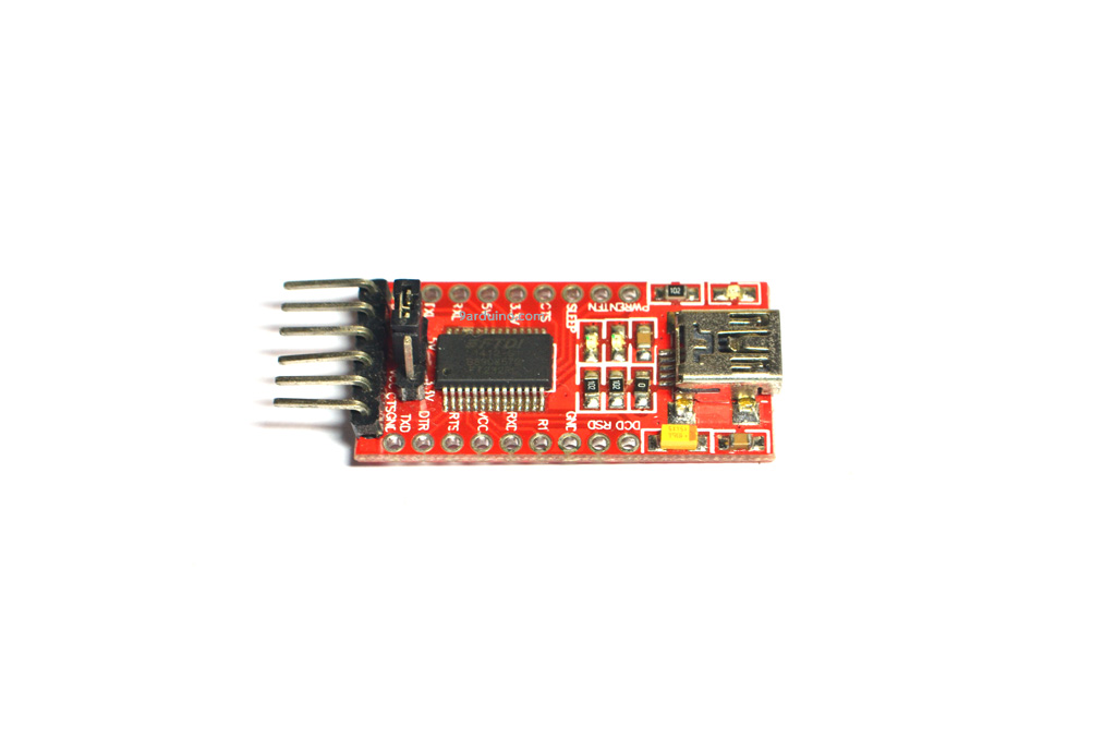 FT232RL USB To Serial Adapter Module USB TO 232 Download Cable For Arduino