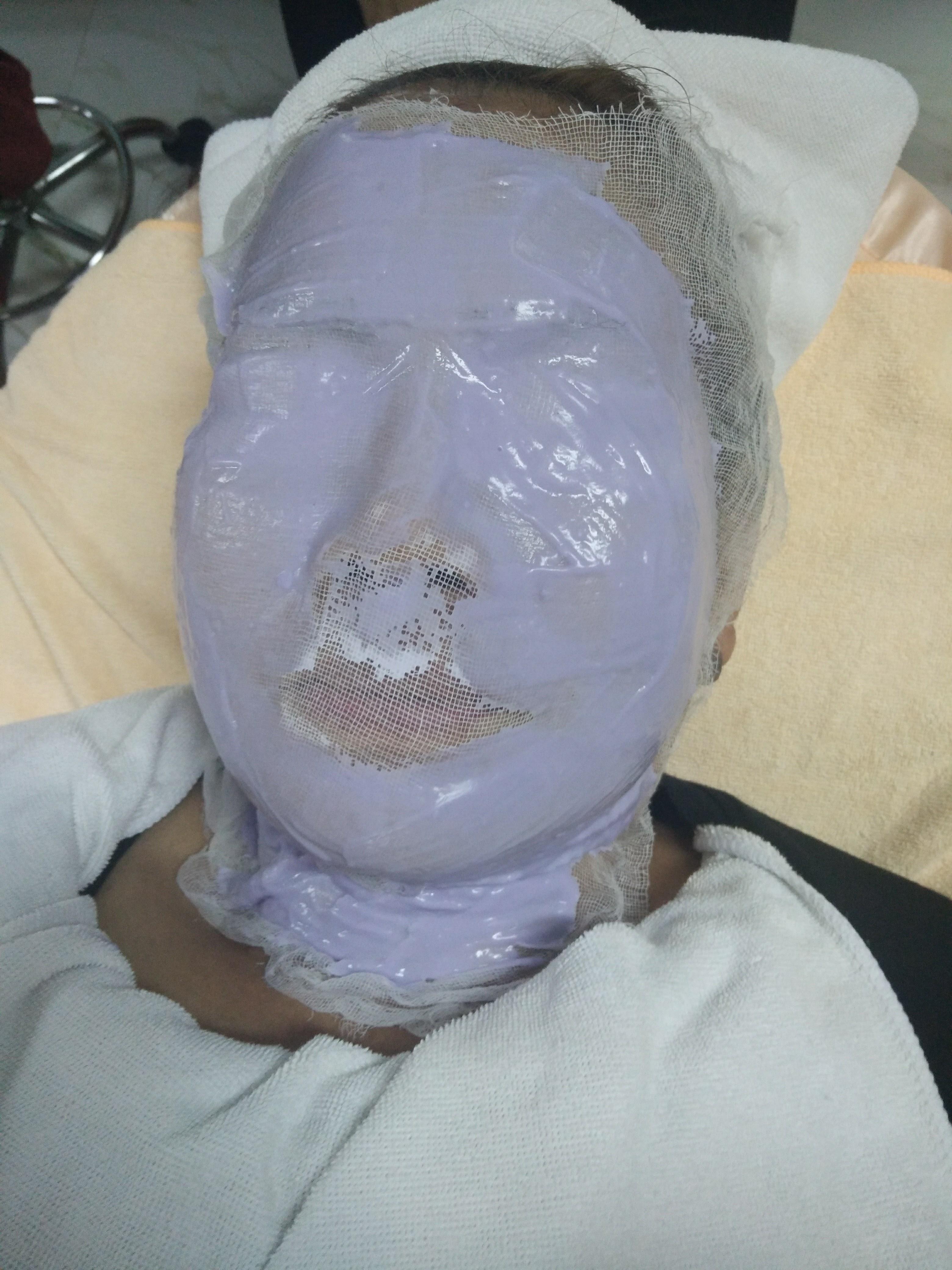 6.ไรเซ่มาร์คบลูเบอรี่ Rize' Blueberry Mask