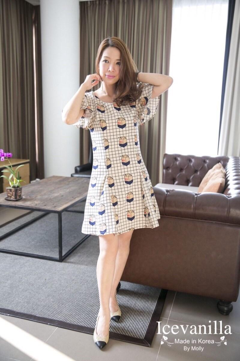 Milk Box korea Dress