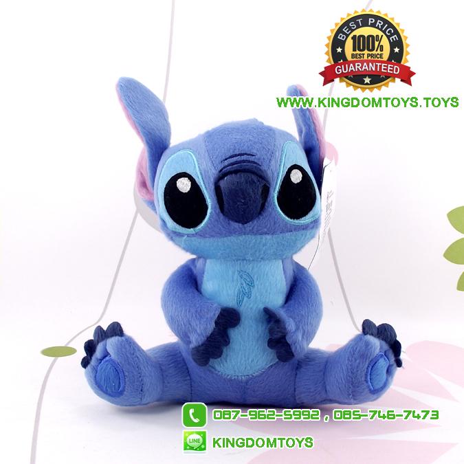 ตุ๊กตา Stitch Standard 6 นิ้ว [Disney Stitch]