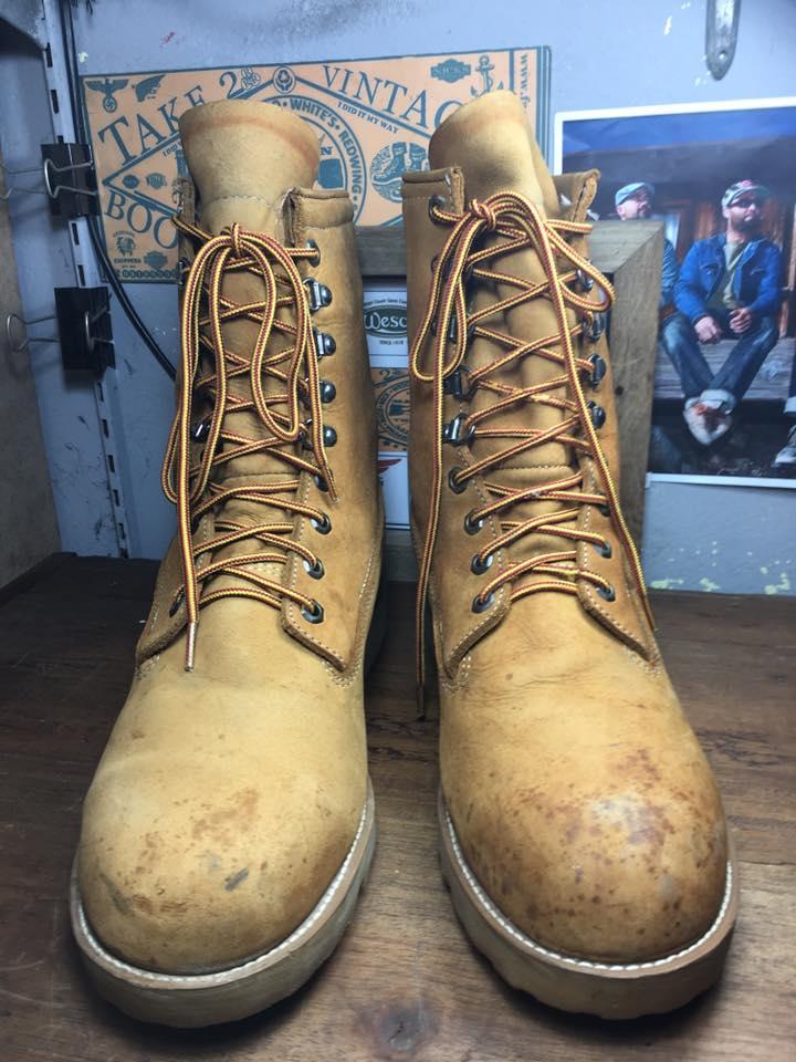 Lehigh USA safety boot size 11d ด้านใน29cm หัวเหล็ก สวยๆสภาพดีเลยครับ1500