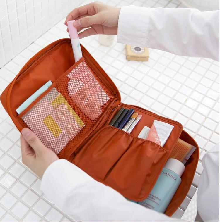 Pre-Order กระเป๋าใส่เครื่องสำอางค์ กระเป๋าใส่ของใช้ในห้องน้ำ Travel Storage