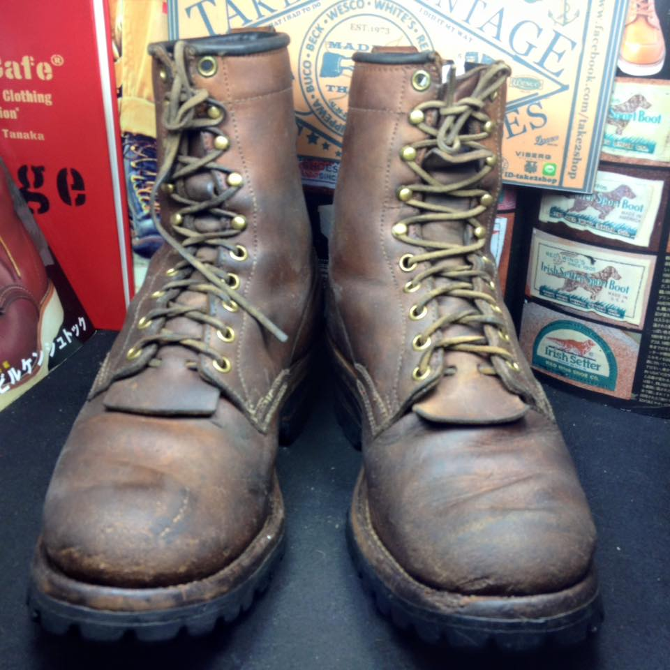 Vintage buffalo smoke jump boot size 9.5D