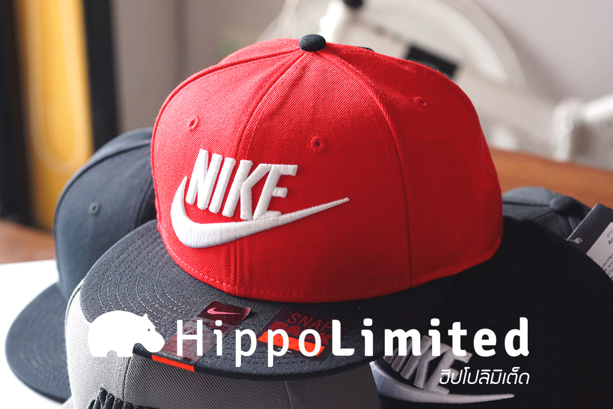 Nike Futura True 2 Snapback - University Red/Black